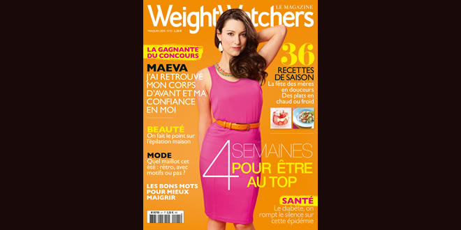 WeightWatchers French Cover